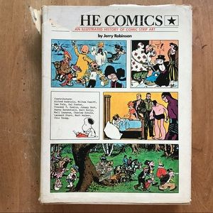 The Comics (1974) An Illustrated History